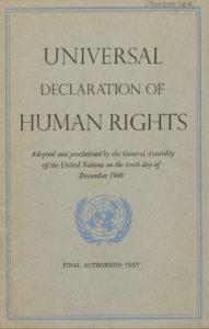 Жалобы в Комитет по правам человека ООН